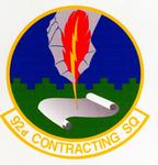 92 Contracting Sq emblem.png
