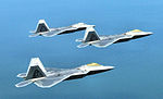 94th Fighter Squadron - F-22A Rapor Formation.jpg