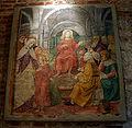 9724 - Milano - S. Ambrogio - Tesoro - Scuola del Bergognone, Gesù fra i Dottori - Foto Giovanni Dall'Orto 25-Apr-2007.jpg