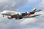 A6-EOV A380 Emirates (35556566106).jpg