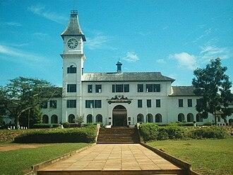 Achimota School - Image: ACHIMOTA
