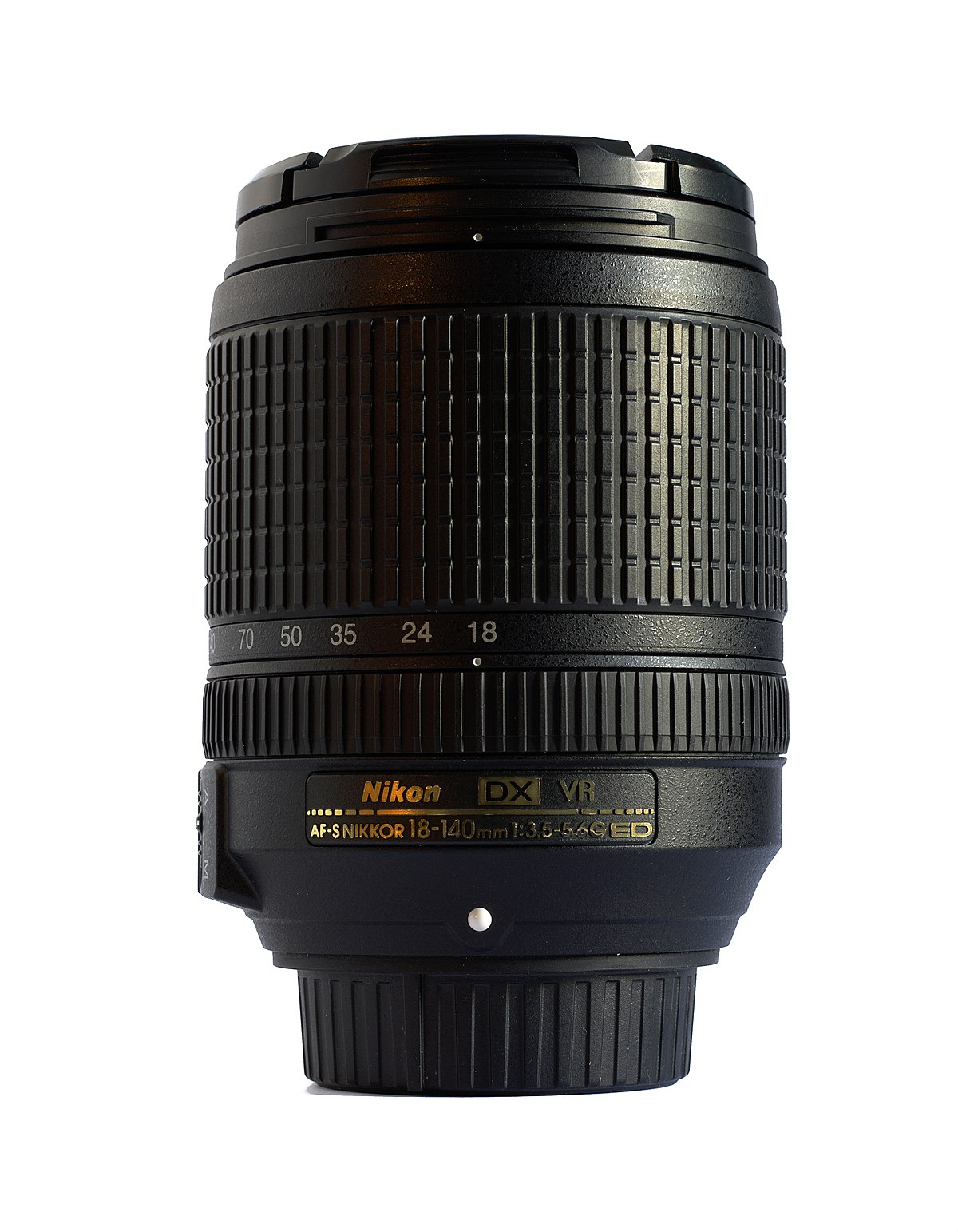 nikon af s dx nikkor 18 140mm f 3 5 5 6g ed vr wikipedia. Black Bedroom Furniture Sets. Home Design Ideas
