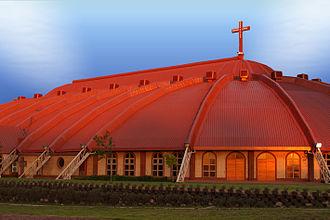 Apostolic Faith Mission of South Africa - A modern AFM mega-church in Boksburg, east of Johannesburg