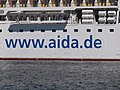 AIDAdiva Operator Web-site Port of Tallinn 10 June 2017.jpg