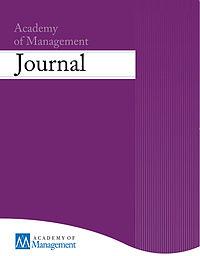 Academy of Management Journal - Wikipedia