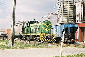 Alexander Railroad - Image: ARC 7