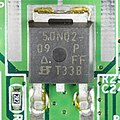 ASRock GE PRO-HT - Siliconix 50N02-09-1074.jpg
