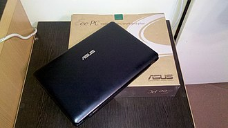 "Asus Eee PC - Asus Eee PC 1215P Seashell with Intel dual-core cpu (N 570) and a 12.1"" HD display"