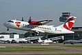 ATR-42-500 CSA Czech Airlines OK-KFP.jpg