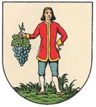 Grinzing coat of arms