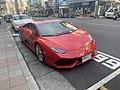 A Lamborghini in Hsinchu City 01.jpg