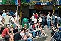 A crowd enjoying the sunshine (2538883557).jpg