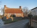 A fine flint and brick house - geograph.org.uk - 1075385.jpg