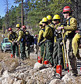 A fire crew prepares just before a prescribed burn (4017047117).jpg
