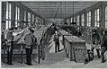 A large and busy composing-room at a Parisian (?) printers' Wellcome V0023787.jpg