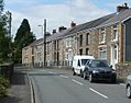 A row of houses, Heol Tawe, Abercrave 3149465 947002ad.jpg