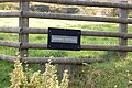 A sign for Keepers Cottage - geograph.org.uk - 597792.jpg