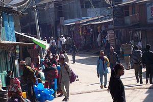 Dhankuta - Pakhribas Bazaar