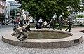 Aachen, Brunnen -Kreislauf des Geldes- -- 2016 -- 2819.jpg