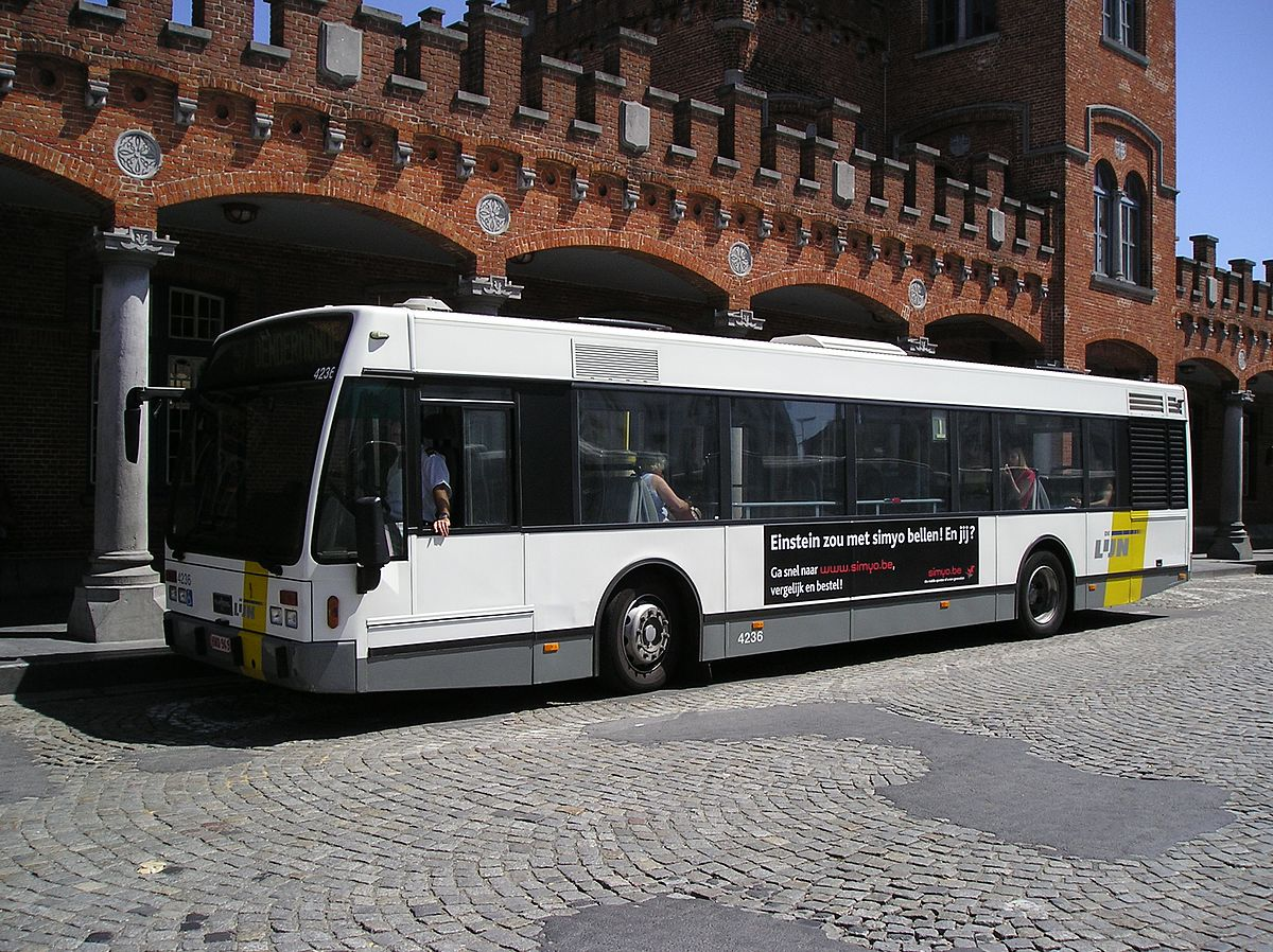 Mercedes Benz Van >> Van Hool A360 - Wikipedia