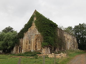 Barbery, Calvados - The old Abbey