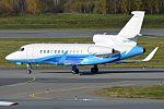 Abelag Aviation, OO-GPE, Dassault Falcon 900LX (29635789514).jpg