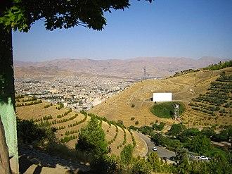 Abidar - Abidar outdoor cinema