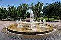 Abilene Christian University June 2019 21 (GATA Fountain).jpg