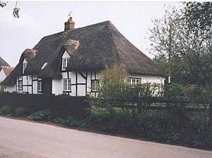 Ablington, Wiltshire - Image: Ablington cottage geograph.org.uk 175685