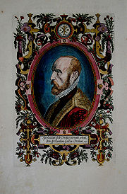 Abraham Ortelius Color