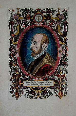 Abraham Ortelius Color