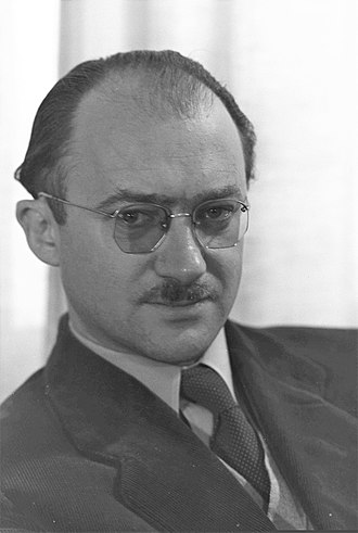 Abraham Sutzkever - Abraham Sutzkever, 1950