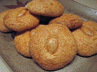 Acıbadem kurabiyesi Almond cookie