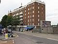 Acton House, flats on Horn Lane - geograph.org.uk - 2573174.jpg