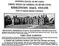 Ad for Kirklinton Hall 1937.jpg