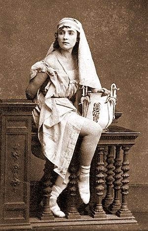 Adah Isaacs Menken - Menken as The French Spy, 1863