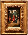Adriaen isenbrandt, maria e giuseppe a betlemme, 1520-50 ca.jpg
