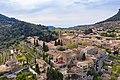 Aerial View to Iglesia de la Cartuja in Valldemossa, Mallorca, Spain (48001782103).jpg