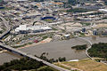 Aerial photograph of the Missouri River at Omaha, Neb., June 11, 2011.jpg