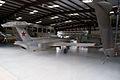 Aero Vodochody L-29 Delfin Red 41 RSideRear CWAM 8Oct2011 (14627674891).jpg