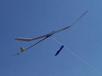Free flight (model aircraft) - F1A Towing