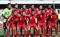 Afghan national football team, 2018 FIFA World Cup qualification, Azadi Stadium.jpg