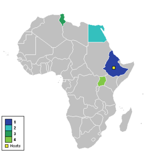 1962 Africa Cup of Nations football tournament