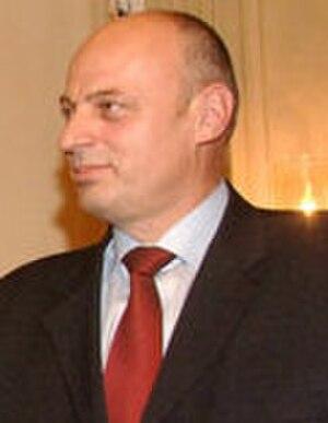 Agim Çeku - Image: Agim Ceku 2006