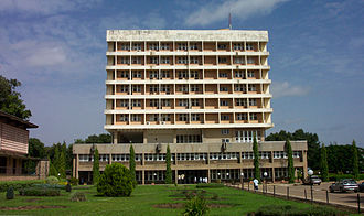 Ahmadu Bello University - Image: Ahmadu bello university senate