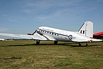Air Atlantique G-AMPY DC3 CVT3 (2) (39618436785).jpg
