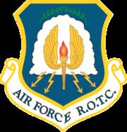 U.S. Air Force R.O.T.C. emblem