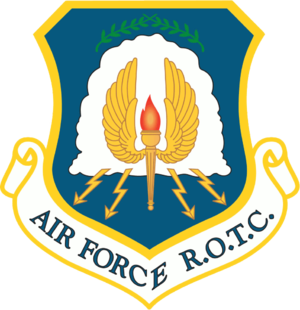 Emblem of the Air Force Reserve Officer Traini...