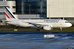 Air France, F-GRHF, Airbus A319-111 (28459785735) (2).jpg
