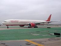VT-ALM - B77W - Air India